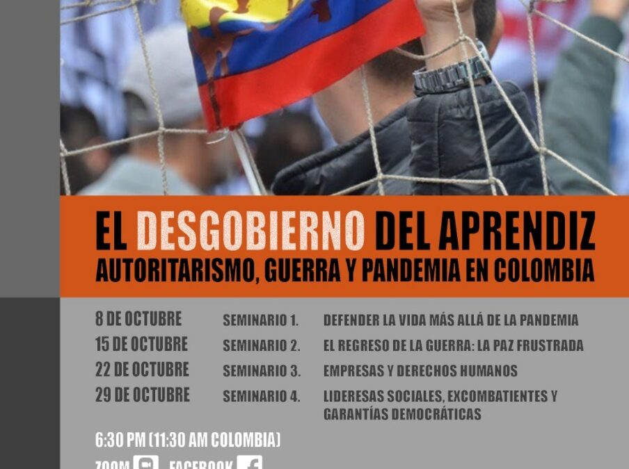 LIDERESAS SOCIALES, EXCOMBATIENTES Y GARANTÍAS DEMOCRÁTICAS