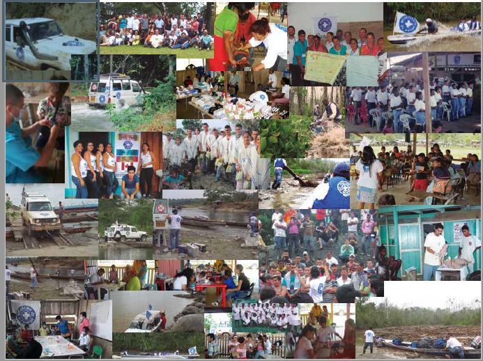Informe «La Salud en el Conflicto Colombiano»