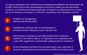 Declaración CNP 30 mayo 1