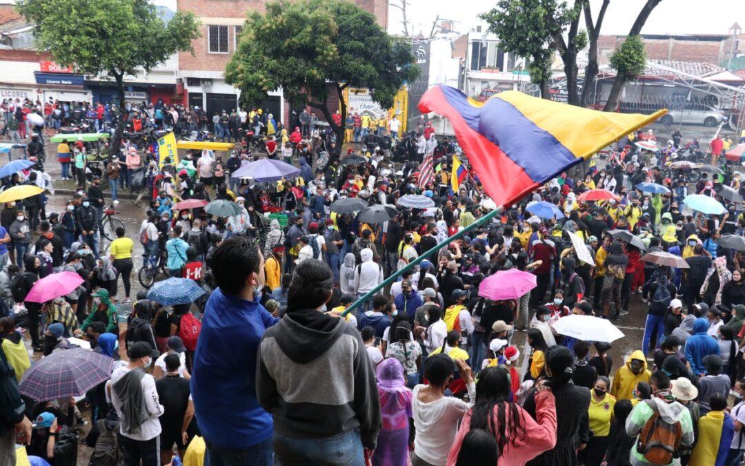 COMUNICADO URGENTE LA PROTESTA SOCIAL NO PUEDE SER SILENCIADA CON VIOLENCIA ESTATAL
