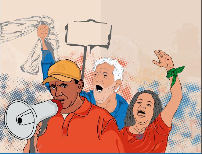 Guía práctica para defender el derecho a la protesta en Colombia